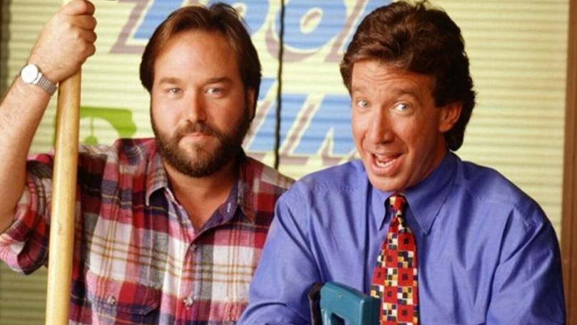 Home Improvement Stars Tim Allen And Richard Karn Are Reuniting For A New Tv Show Ladbible