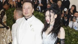 Elon Musk Reveals He And Grimes Have 'Semi-Separated'