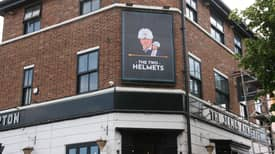 Pub Rebrands As 'Two Helmets' Following Government's Latest Lockdown Lifting Delay