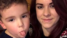 Boy Accidentally Calls Mum A C*** In Her Mother's Day Card