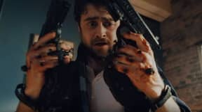 Daniel Radcliffe Has Pistols Bolted To Hands In Ridiculous Trailer For Guns Akimbo