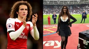 What Mia Khalifa Did To Arsenal Midfielder Matteo Guendouzi During Game Is Going Viral