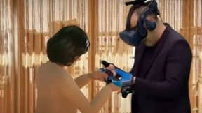 Man Cries As He Reunites With Deceased Wife Through VR