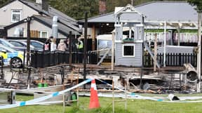 Pub's £25,000 New Outdoor Space Burns Down Day Before Reopening