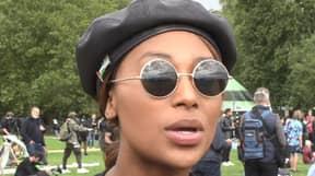 UK Black Lives Matter Activist Sasha Johnson Shot In The Head