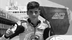 Motorbike Rider Hugo Millán, 14, Dies In Crash