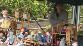 Woman Selling 'Golliwog' Dolls Says Those Upset Are 'Do-Gooders' Who 'Don't Understand'