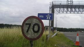 The UK's Shortest Motorway That Public Will Never Drive On