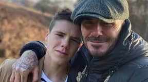 David Beckham's Son Cruz Buys Him Testicle Trimmer As A Gift