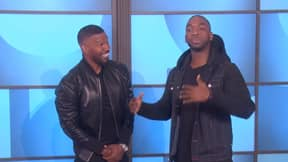 Jamie Foxx And Jay Pharoah Nail Kanye And Obama Impersonations