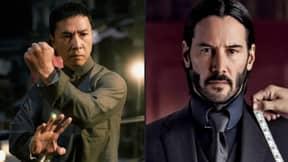 Martial Arts Legend Donnie Yen To Star Alongside Keanu Reeves In John Wick 4
