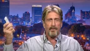 John McAfee Revealed How To Hack An iPhone On National Television