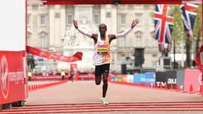 Eliud Kipchoge Makes History By Winning London Marathon For The Fourth Time