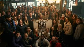 Peaky Blinders Cast And Crew Mark Season Five Wrapping With Group Photo