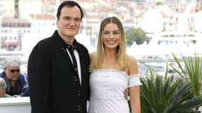 Quentin Tarantino Snaps When Asked About Margot Robbie's Role In Once Upon A Time In Hollywood