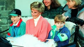 Princess Diana Left Touching Final Gift For Sons When Harry Turned 30