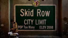 City Of Los Angeles Ordered To Find Home For Skid Row Homeless