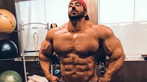 Bloke Becomes 25st Bodybuilder After Becoming Addicted To The Gym