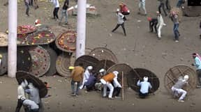 Over 120 People Injured At Indian Stone-Pelting Festival