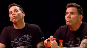 Steve-O Answers Questions About His Life While Eating Hot Wings
