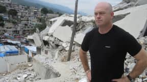 Ross Kemp Describes The Horror Of A Cholera Outbreak In Haiti
