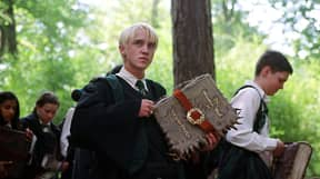Draco Malfoy Is Only On Camera In Harry Potter For 31 Minutes