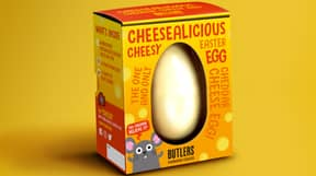 Your Dairy Dreams Have Been Answered As A Cheese Easter Egg Is About To Hit Stores