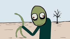 David Firth Is Taking Salad Fingers On A Tour Across The UK