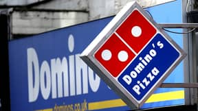 Photo Of Exhausted Domino's Employees Working Through Storm Goes Viral
