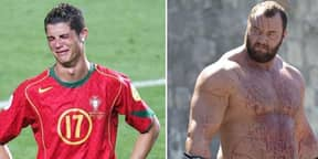 The Mountain From 'Game Of Thrones' Has A Message For Cristiano Ronaldo Before Iceland Play Portugal