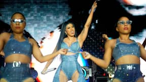 Cardi B Shows Off New Bum Tattoo And Offset Tribute Ink