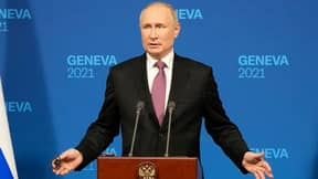 Reporter Asks Vladimir Putin Why All Of His Political Rivals Are Dead Or In Prison