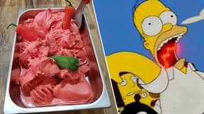 Could You Handle The World's Most Dangerous 'Chili' Ice Cream?