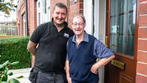 Workman Quotes Pensioner 'Cup Of Tea And A Chat' In Exchange For Work