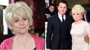 Dame Barbara Windsor's Husband Says Alzheimer's Is Making Her Forget Him