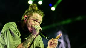 Post Malone Has Just Had Another Tattoo On His Face