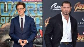 Dave Bautista Blasts Disney For Firing James Gunn