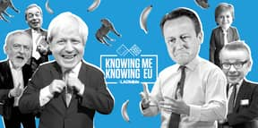 Welcome To Knowing Me, Knowing EU