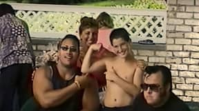 'Real Tony Soprano' Had The Rock And Triple H Turn Up For Son's Birthday