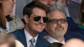 People Think Tom Cruise Has Clones After Wimbledon And Euro 2020 Final Appearances