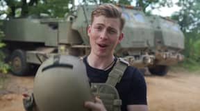 YouTuber Has A Go Firing 'US Army's Most Powerful Rocket Launcher'