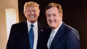 Piers Morgan Admits He 'Misses' The Days When Donald Trump Was President