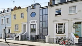 Skinny Four-Metre-Wide Home In London On Sale For £1.7 million