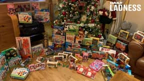 Businessmen Buy Entire Stock Of Toy Shop To Give Away To Kids In Need