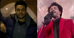 The Weeknd Went From Being Homeless To Headlining The Super Bowl
