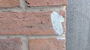 Town Left Terrified As Mysterious Chalk Markings Appear On Houses