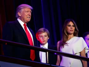 Melania Trump Threatens To Sue YouTuber For 'Implying Her Son Has Autism'