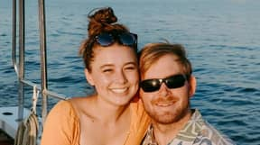 Girlfriend Of Man Who Lost Both His Eyes To Cancer Reveals Most Common Questions She Gets Asked