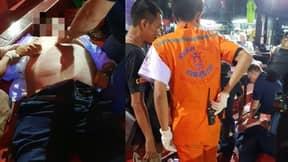 British Tourist Drops Dead From Heart Attack At Thai Strip Bar
