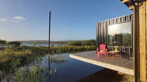 Donegal Couple Turn This Shipping Container Into A Luxury Airbnb